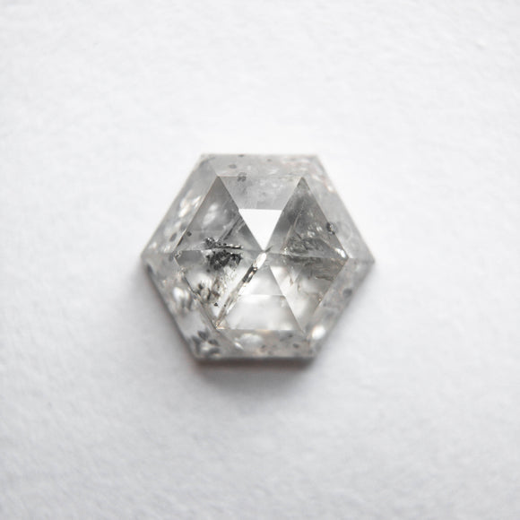 1.02ct 7.33x6.49x2.59mm Hexagon Rosecut SP130-895