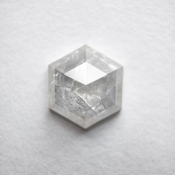 1.16ct 7.79x6.72x6.64mm Hexagon Rosecut SP130-896