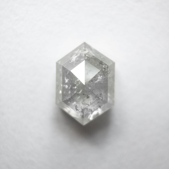 1.44ct 7.94x5.65x3.66mm Hexagon Rosecut SP130-897