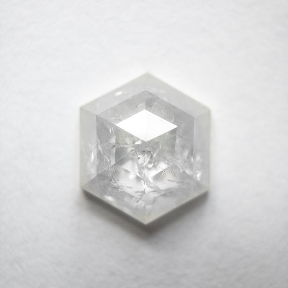 1.71ct 8.73x7.54x3.01mm Hexagon Rosecut SP130-898