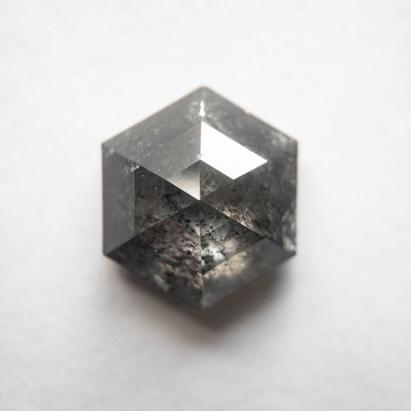 2.31ct 8.90x7.68x4.01mm Hexagon Rosecut SP130-899
