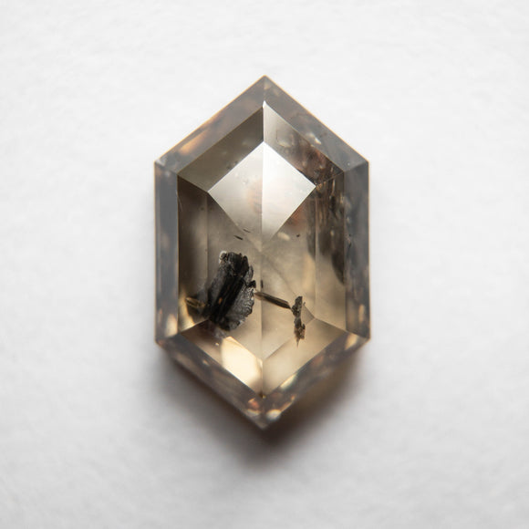 1.94ct 10.56x6.55x3.21mm Hexagon Rosecut CH27-134
