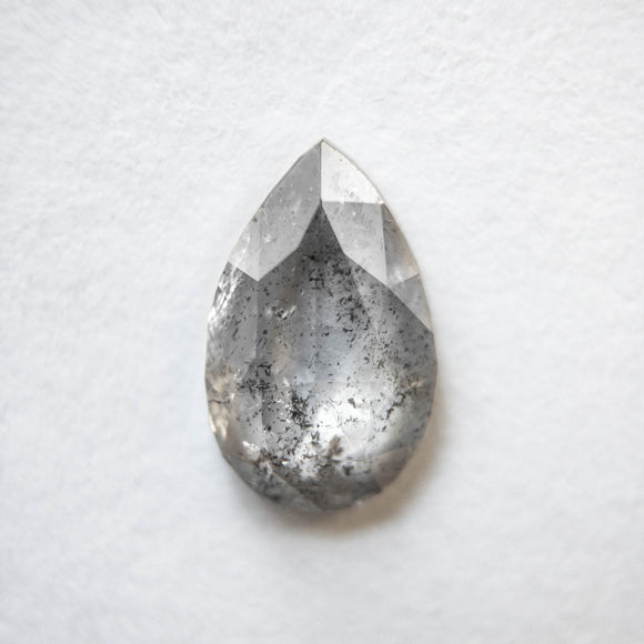 0.97ct 9.00x5.68x2.12mm Pear Rosecut SP131-902