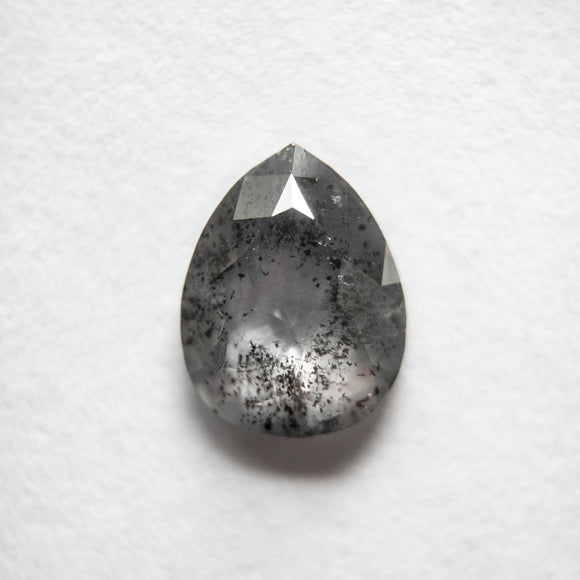 1.00ct 7.90x6.10x2.31mm Pear Rosecut SP131-903