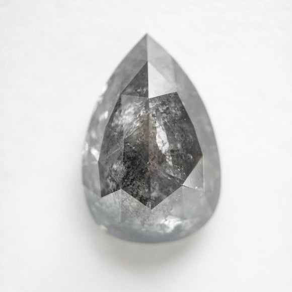 3.45ct 11.79x7.94x4.69mm Pear Rosecut SP131-906