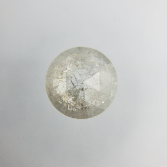 0.96ct 6.39x6.37x3.02mm Round Shape Rosecut SP17-121