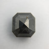 2.27ct 7.11x6.67mm Cut Corner Square Rosecut SP44-184