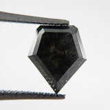 2.75ct 9.77x8.50mm Shield Rosecut SPGEO2-279
