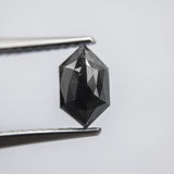 0.95ct 7.90x4.69x2.95mm Hexagon Rosecut SPGEO3-29