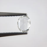 0.36ct 5.87x4.54mm Oval Rosecut WRC13-52