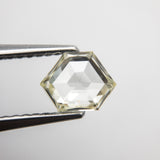 0.71ct 7.20x5.62x2.18mm Geometric Rosecut WRC27-74