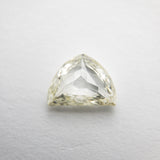 0.71ct 6.81x5.27x2.25mm Half Moon Rosecut WRC27-82