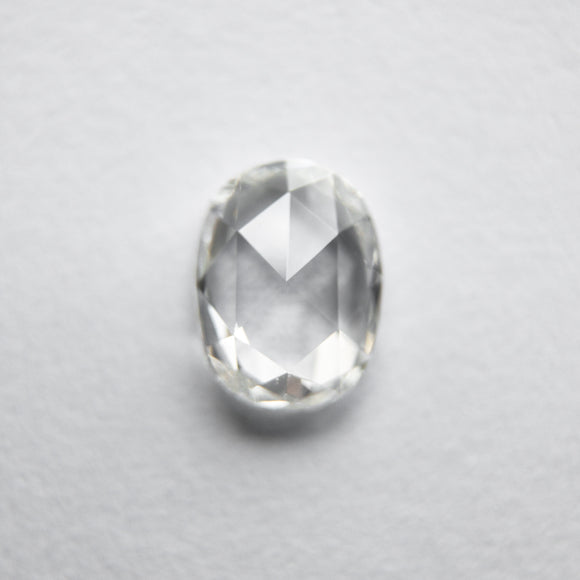 0.73ct 6.88x5.23x2.05mm VS2+ G+ Oval Rosecut WRC46-159