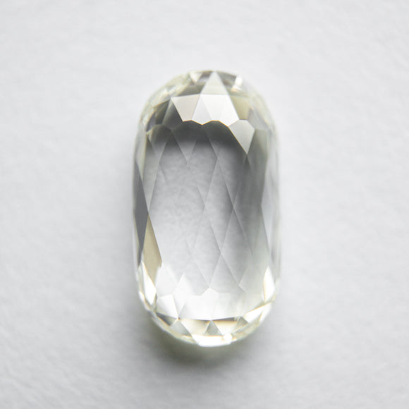 2.02ct 10.65x5.90x2.96mm Oval Rosecut WRC48-171