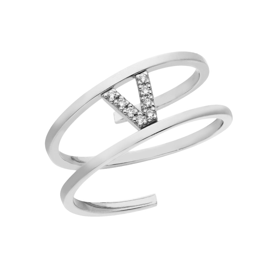 Double-Sided Initial Ring