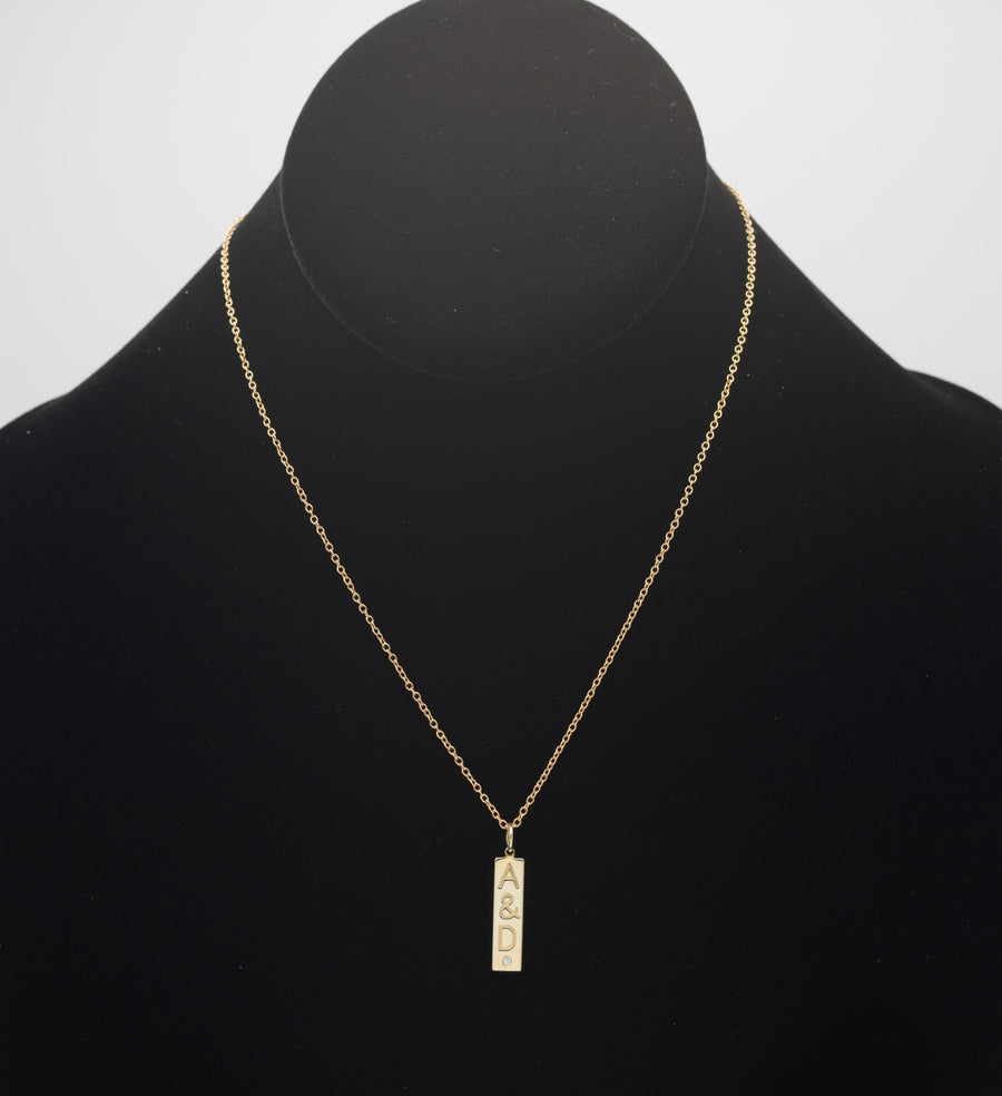 Duo Necklace