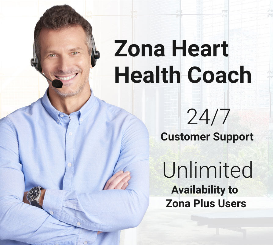 Zona Plus Improve Cardiovascular Health In Just Weeks