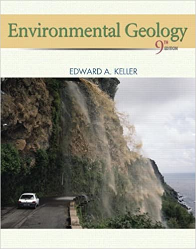 Environmental Geology (USED $100)