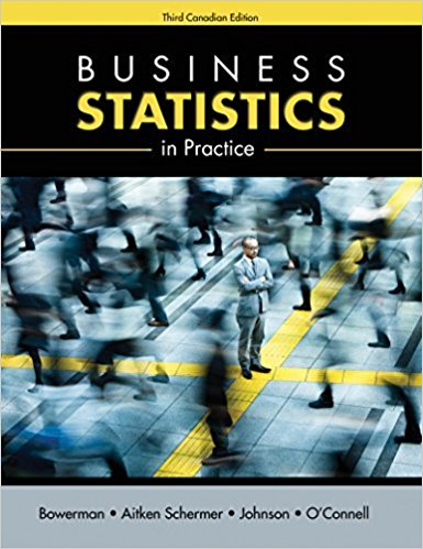 Business Statistics in Practice (USED) $120