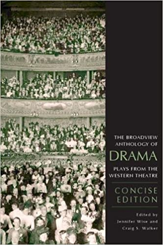 The Broadview Anthology of Drama (concise Edition)