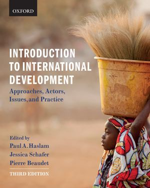 Introduction to International Development (USED $70)