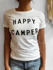 """Happy Camper"" Tee"