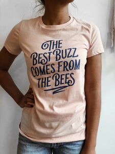 """From the Bees"" Tee"