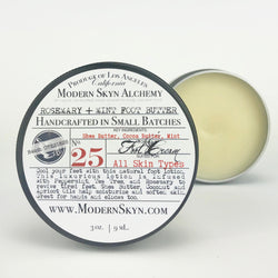 ROSEMARY + MINT FOOT BUTTER 3 oz. - Modern Skyn Alchemy