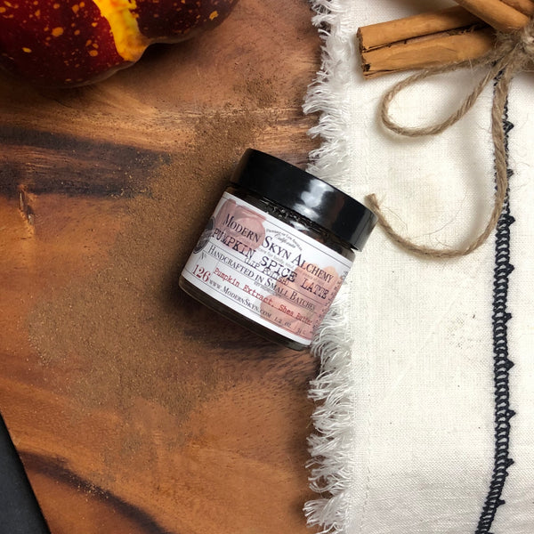 PUMPKIN SPICE LATTE LIP POLISH (LIMITED EDITION) - Modern Skyn Alchemy