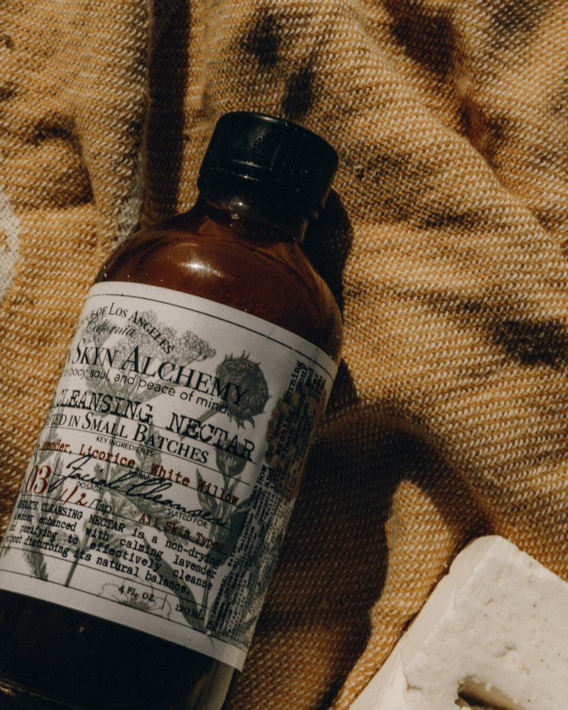 ABSOLUTE CLEANSING NECTAR - Facial Cleanser - MODERN SKYN ALCHEMY HANDCRAFTED SKINCARE