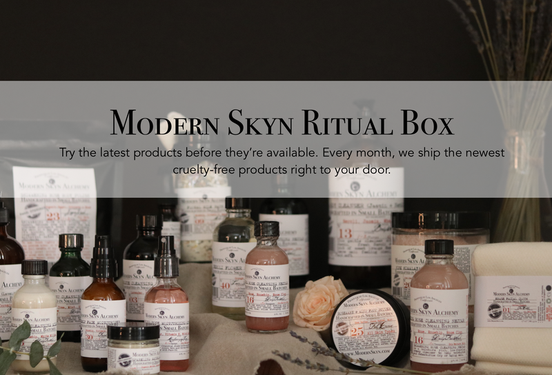 Monthly Bath & Body Ritual Box - Modern Skyn Alchemy