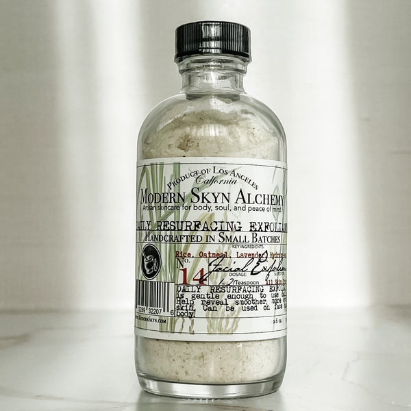 DAILY RESURFACING EXFOLIANT - MODERN SKYN ALCHEMY HANDCRAFTED SKINCARE