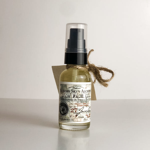 GLOW FACE OIL (1 oz.) - Modern Skyn Alchemy