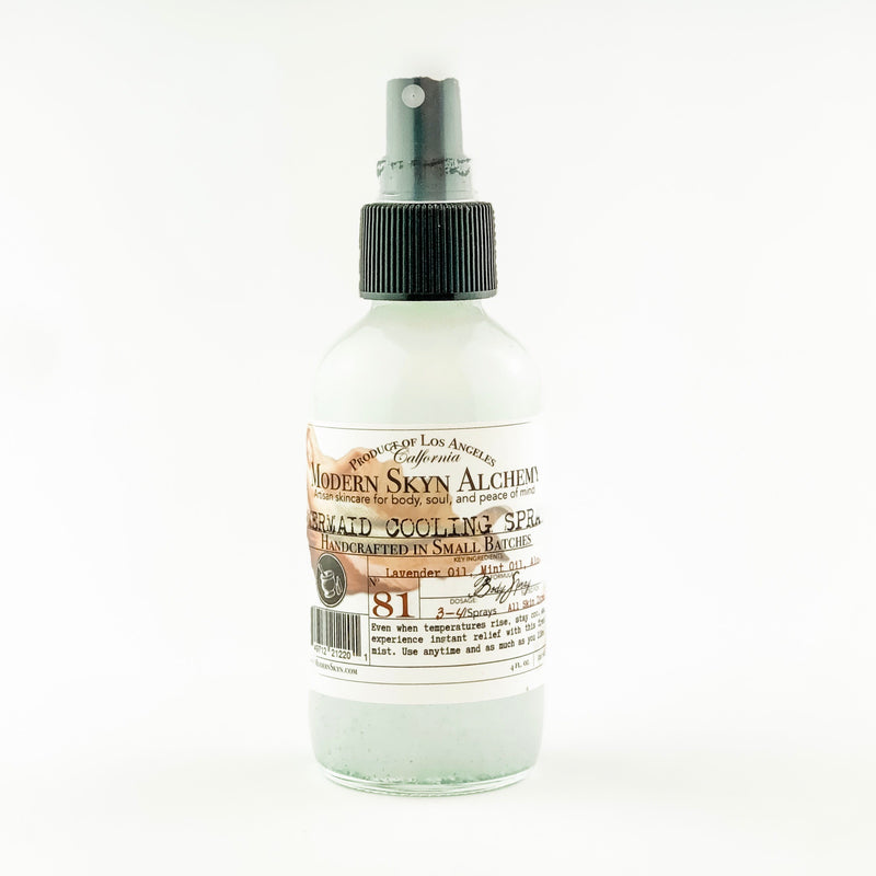 MERMAID COOLING SPRAY - Modern Skyn Alchemy