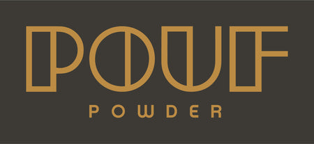 Pouf Powder by Algio Marte