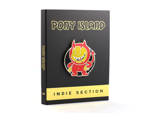 Indie Pin Series - 01 - Pony Island
