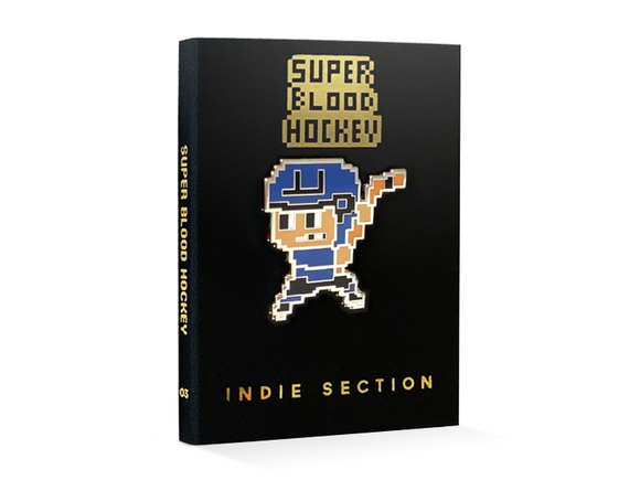 Indie Pin Series - 03 - Super Blood Hockey