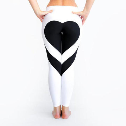 Futura Leggings - Heart
