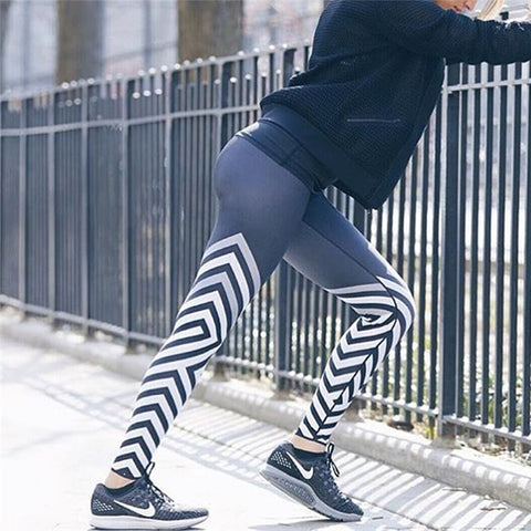 Futura Leggings - Angle