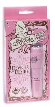 Naughty Secrets Pocket Rocket