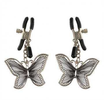 Fetish Fantasy Butterfly Clamps