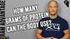Knowing how many grams of protein your body can assimilate per meal is critical for putting on lean body mass. In this episode RAM Advantage CEO Brandon DiNovi discusses the precise amount of protein the body can use per meal.