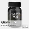 ALPHA V6 is the world's first supplement designed to counteract some of the negative effects which can occur from regular technology use. This was achieved through countless hours of research to find the precise blend of natural ingredients