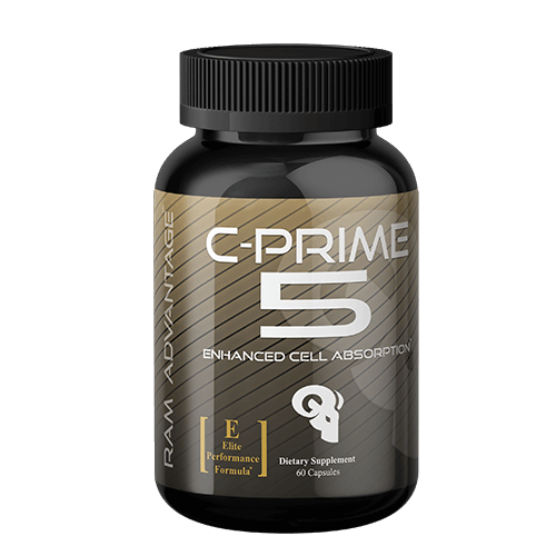 C-PRIME 5 Nutrient Partitioner (Glucose Disposal Agent) containing Alpha Lipoic Acid, Gymnema sylvestre, Bitter Melon, Cinnamon, Taurine