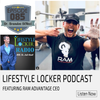Lifestyle Locker Podcast with Brandon DiNovi