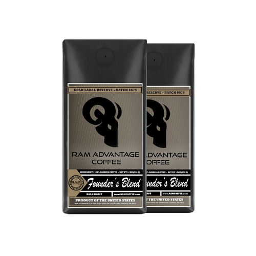 100% Arabica Coffee Micro-Roasted and nitrogen flushed for Extreme Freshness