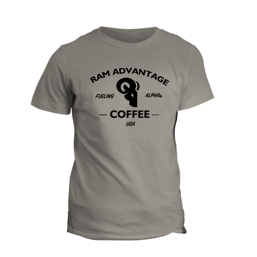 RAM Advantage Coffee Ultra Soft T-Shirt