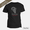 RAM Advantage Blackout Special OPS t-shirt for active individuals and fitness enthusiasts