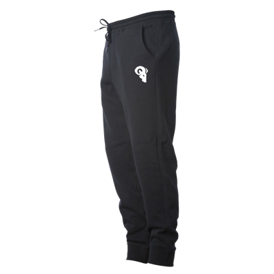 RAM Advantage Ultra-soft black joggers