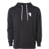 RAM Advantage Ultra-soft lightweight Black hoodie